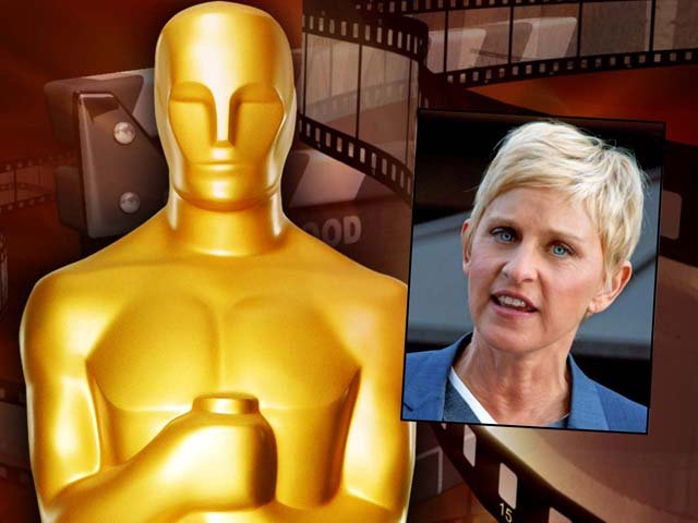 Ellen DeGeneres will host the 2014 Academy Awards. It will be her second time as host. (Source: WikiCommons/MGM Online)