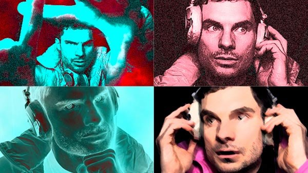 Flula Borg is willing to try anything in the name of entertainment, and he usually pulls it of with flying colors. (Source: Robbie Jeffers/Graphic: George Jones)