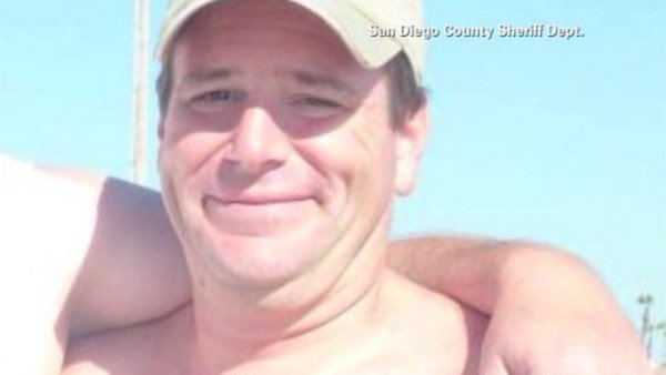 James DiMaggio, 40, was shot and kill by FBI agents Saturday in Idaho, after a six-day manhunt lead investigators to him. (Source: San Diego County Sheriff Department/CNN)
