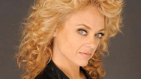 Actress Lisa Robin Kelly. (Source: Lisa Robin Kelly/Facebook)