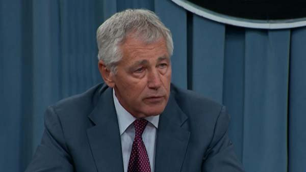 Secretary of State Chuck Hagel issued new directives to address sexual assault in the military. (Source: CNN0
