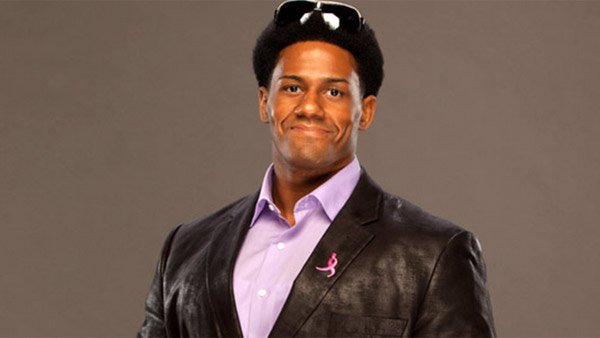 Fred Rosser, otherwise known as WWE Superstar Darren Young. (Source: Official Darren Young WWE Universe/Facebook)