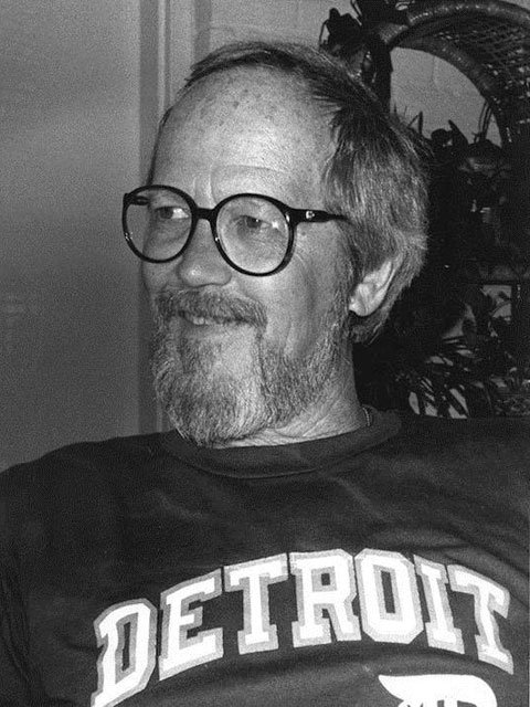Elmore Leonard, 1925-2013. (Source: Facebook)