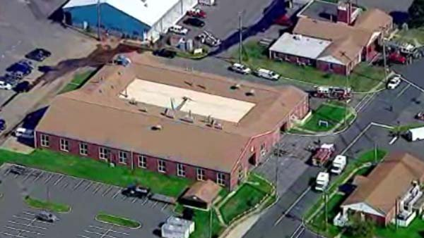 Explosion that injured 8 is under investigation at  Naval Weapons Station Earle. (Source: CNN)