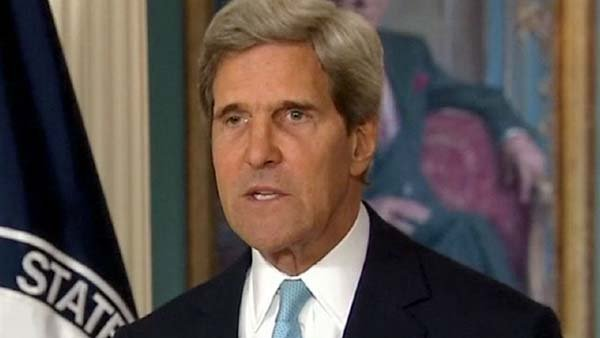 Secretary of State John Kerry says almost 1,500 people were killed in Syria on Aug. 21. (Source: CNN)
