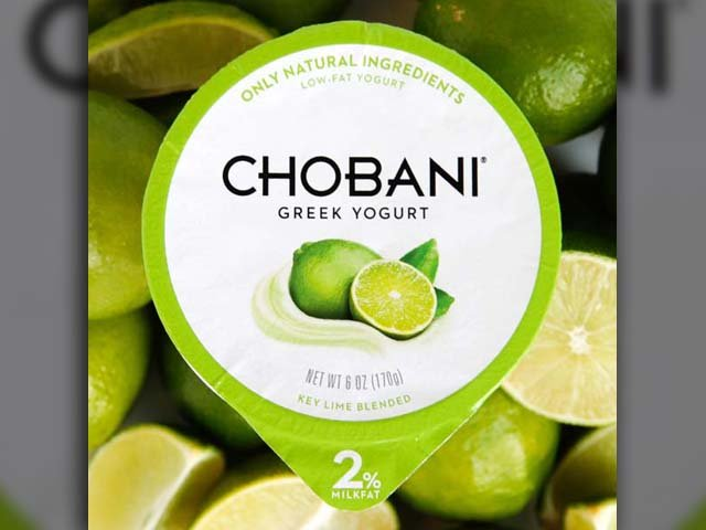 Chobani is voluntarily recalling some of its Greek yogurt. (Source: Chobani/Facebook)
