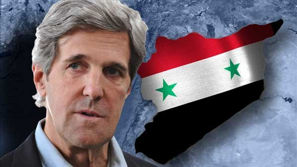 Secretary of State John Kerry participated in a question and answer session Tuesday on Google+.  (Source: MGN Online)