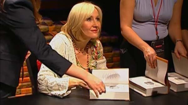 JK Rowling will pen her first screenplay, and the movie will be part of Harry Potter's wizarding world. (Source: CNN)