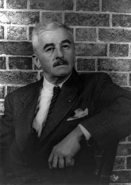 William Faulkner was born Sept. 25, 1897. (Source: Library of Congress/Wikimedia Commons)