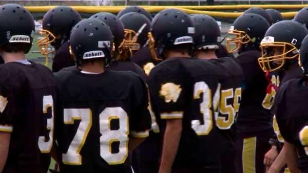 The entire Union High School football team was suspended on Saturday. (Source: KTSU/CNN)
