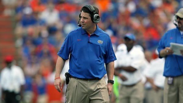 Will Muschamp's Gators took care of Kentucky on the road to stay unbeaten in SEC play. (University of Florida Athletics)