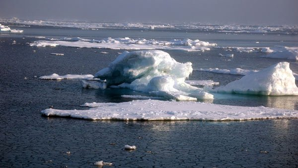 A changing climate is part of the problem causing environmental degradation in the world's oceans, a study suggested. (Source: NOAA)