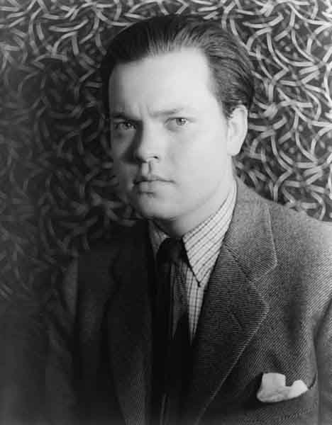 Orson Welles, shown here, died Oct. 10, 1985. (Source: Library of Congress/Wikimedia Commons)