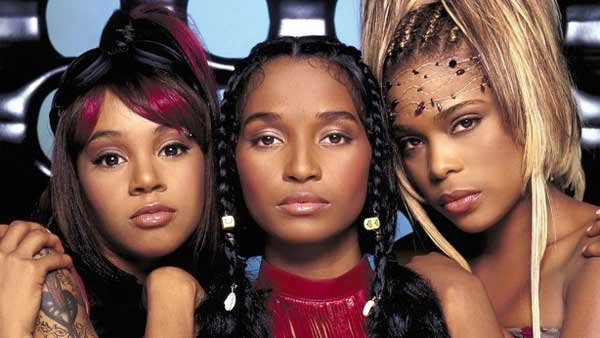In their first single in a decade, the surviving members of TLC remembered their fallen bandmate, Lisa 'Left Eye' Lopes, left. (Source: MGN Online/Wikimedia Commons)