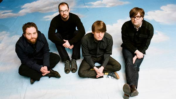 Emo favorites Death Cab for Cutie are in the studio working on their eighth album. (Source: Autumn de Wilde/Barsuk Records)
