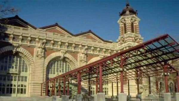 After being closed for months Ellis Island is set to be reopened. (Source: John Harlan Warren/CNN)