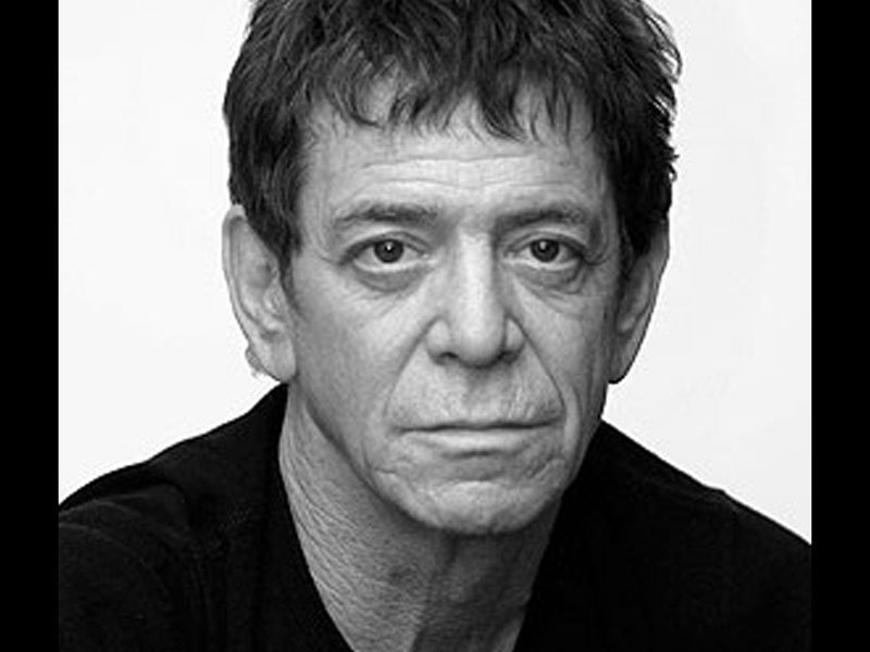 Lou Reed in an undated photo from PBS. (Source: MGN Online)