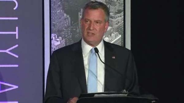 Democratic candidate for New York City mayor,  Bill DeBlasio, has a major lead in opinion polls.