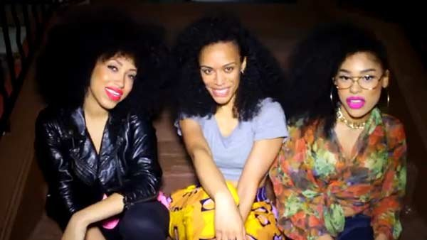 More women are joining the natural hair movement. (Source: Shameless Maya/YouTube)