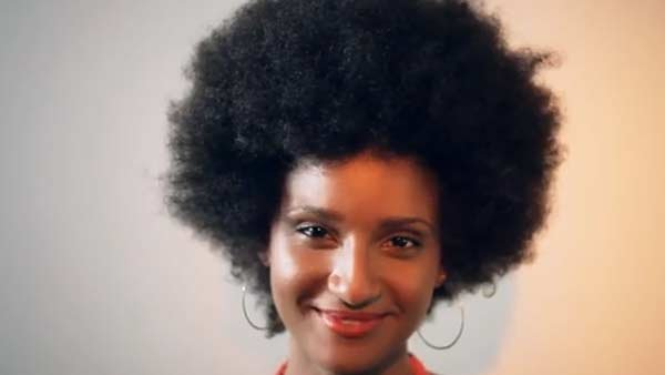 The Afro is here to stay. (Source: Carol's Daughter/YouTube)