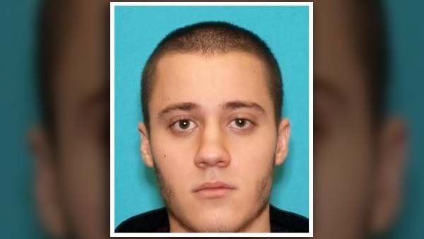 The shooter was identified as 23-year-old Paul Anthony Ciancia. (Source: FBI)