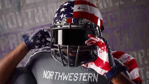 (Source: Northwestern Athletics/Facebook)