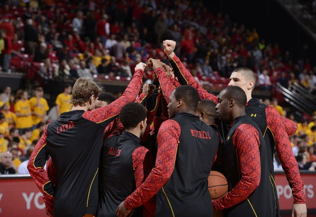 The 2012-2013 Maryland Terrapins came up short in their quest for an NCAA tournament bid. This season's team will look to improve upon that in the program's last year with the ACC. (Source: Maryland Athletics)