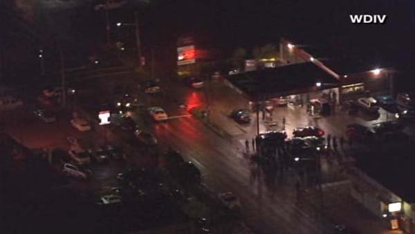 Detroit police are on the scene of a shooting where fatalities are reported. (Source: WDIV)