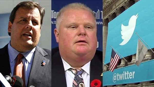 A couple of high-profile elections, Toronto's mayor admitting to smoking crack cocaine and Twitter's successful first day on the NYSE all made headlines this week.