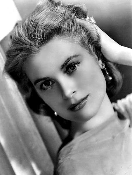 Grace Kelly, shown here in a publicity portrait for High Society, was born Nov. 12, 1929.