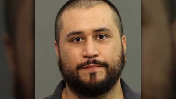 George Zimmerman has been arrested following a disturbance call. (Source: Seminole Co. Sheriff's Office)