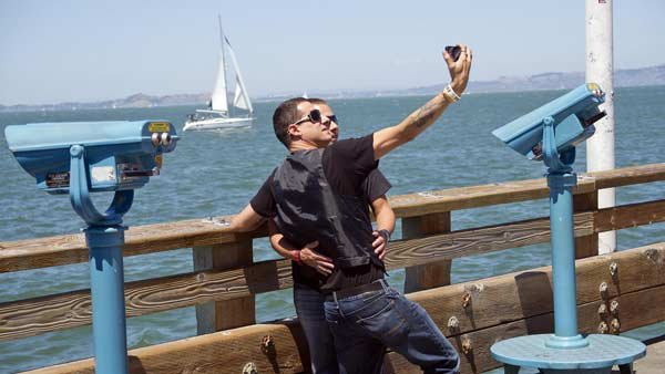 Selfies are photos taken of oneself for the purpose of uploading them to a social media website. (Source: Bob Dass/Flickr.com)