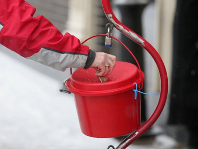 Charitable organizations like the Salvation Army and Meals on Wheels offer volunteer opportunities year-round. (Source: salvationarmyusa.org/MGN)