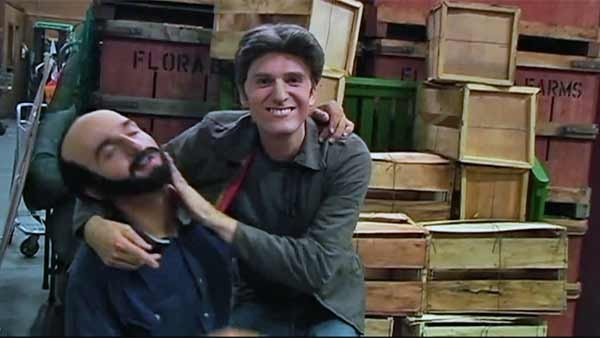 Frank and Mike, or guys who look like them, scour people's junk in hopes of finding treasure. (Source: PixiesProductionInc/YouTube)