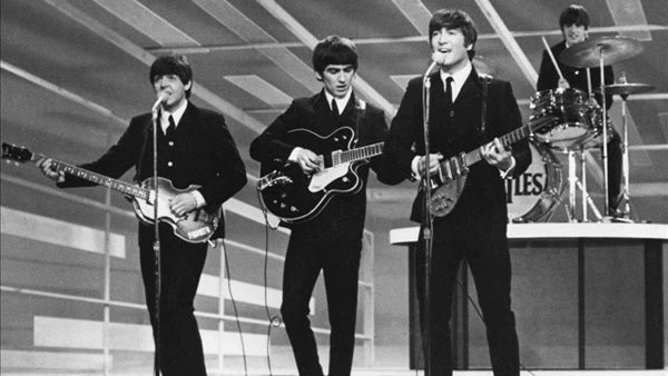 The Beatles released 'The Beatles Bootleg Recordings 1963' on Tuesday. (Source: Sofa Entertainment and TJL Productions/MGN)