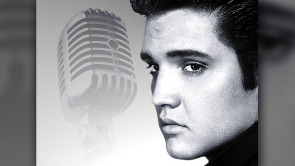 Elvis Presley's 'Blue Christmas' is an iconic tune - did a 16-year-old French Canadian teen upstage him? (Source: MGN Online)