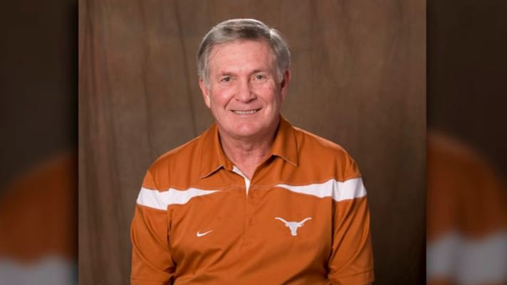 Current Texas coach Mack Brown (Source: College Pressbox)