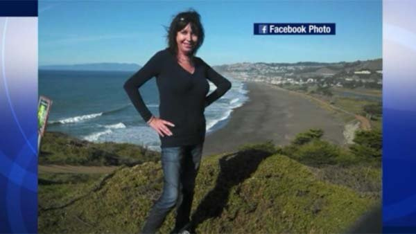 The autopsy report on a woman found dead in a stairwell at SF General Hospital is out. (Source: KGO/FACEBOOK/CNN)