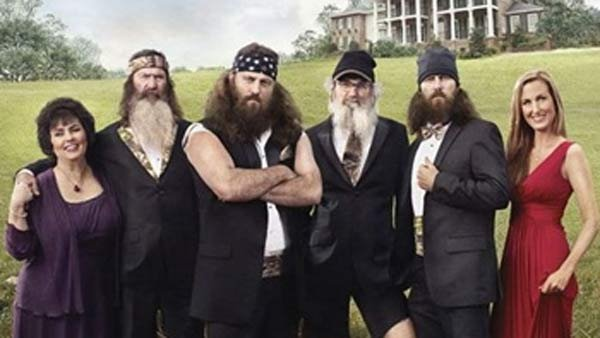 The Robertson family released a statement saying they are in talks with A&E about the future of their wildly popular reality show. (Source: A&E/MGN Online)