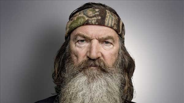 A&E has reinstated 'Duck Dynasty' star Phil Robertson on Friday. (Source: MGN Online)