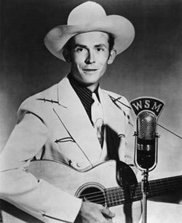 This promotional photo shows country singer Hank Williams who died Jan. 1, 1953. (Source: Wikimedia Commons)