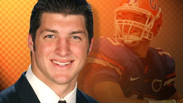 Tebow will make his first ESPN appearance Jan. 6 during BCS National Championship pregame coverage.