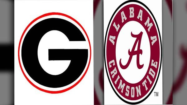 The Georgia Bulldogs will host the Alabama Crimson Tide on Saturday in a battle of two seven-win teams trying make a statement early in the 2014 SEC schedule.