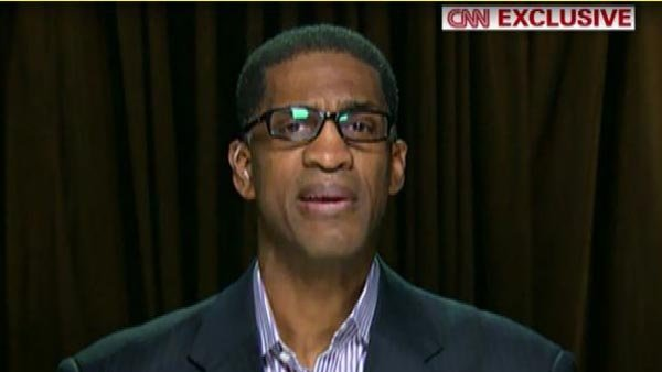 Former NBA star Charles Smith talks to CNN about North Korea trip. (Source: CNN)