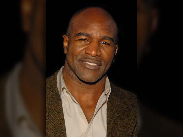 A photo of Evander Holyfield in 2011. (Source: Glenn Francis/PacificProDigital.com/Wiki Commons)
