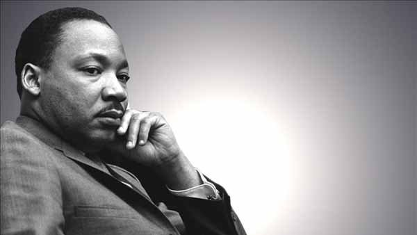 A threatening phone call terrified a young Dr. Martin Luther King Jr. until he found the faith to defeat his fear. (Source: MGN)