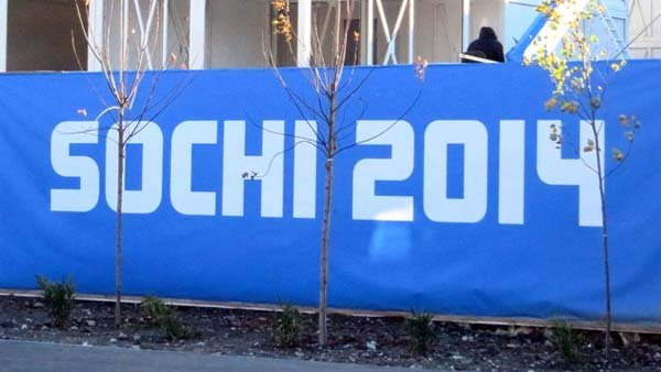 The 2014 Sochi Winter Oly