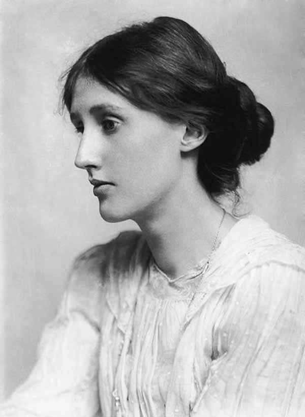 Virginia Woolf was born Jan. 25, 1882. (Source: Wikimedia Commons)