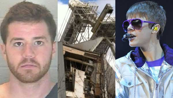 A shooting at Purdue University, a deadly incident at an Omaha industrial plant and a pop star's DUI charge caught our eye this week.