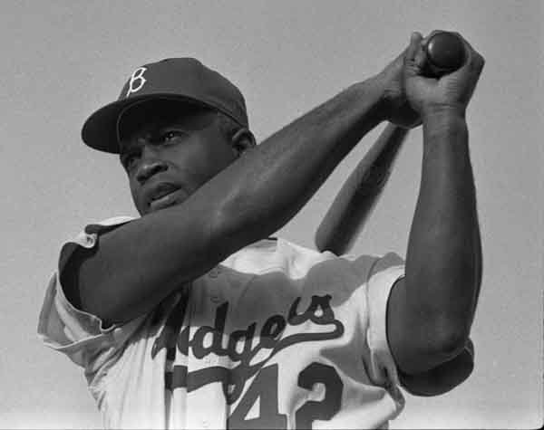 Jackie Robinson was born Jan. 31, 1919. (Source: Library of Congress/Wikimedia Commons)